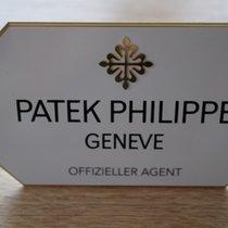 """Patek Philippe Vintage Uhrenaufsteller """"Offizieller..."""