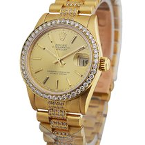 Rolex Used 68278_used_full_after Midsize 31mm President with...