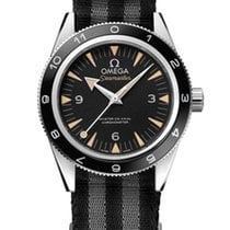 Omega Seamaster 300 James Bond Spectre with free Mondani book