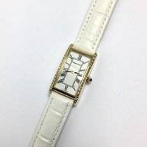 Tiffany & Co. 14k Yellow Gold Ladies Watch W/ Diamond...