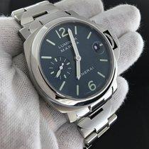 パネライ (Panerai) Luminor Firenze 1860 Mint Stainless Steel Watch
