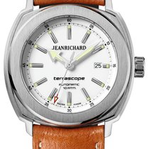 JeanRichard Terrascope White Dial