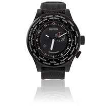 Nixon The Passport All Black A321-001
