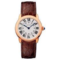 Cartier Ronde Quartz Ladies Watch Ref W6701007