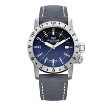 Glycine Airman Double Twelve Ref. 3938-18-LB8B