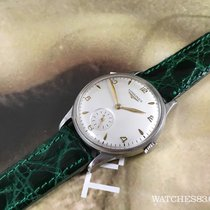 Longines Vintage hand winding swiss watch Longines 17 jewels...