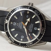 Omega Seamaster Planet Ocean Casino Royale 007 BOX & PAPERS