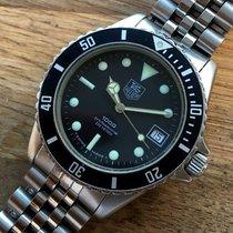 TAG Heuer Vintage Diver Quartz Men´s 1000 Professional 200m