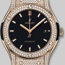 Hublot PAVE' GOLD CLASSIC 511OX1181LR1704