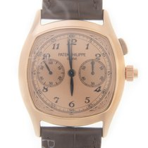 Patek Philippe Grand Complications 18k Rose Gold Pink Manual...