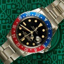 Rolex GMT Master 1675 pepsi gilt PCG 1965