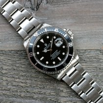 Rolex Submariner Date 16610 unpolished - Movement Service