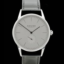 Nomos Glashütte Orion Referenz 306 - Box/Papiere - Jahr 2014 -...