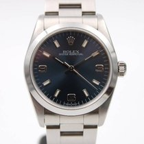 Rolex Oyster Perpetual 31mm Blue Dial
