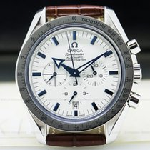 Omega 3851.20.12 Speedmaster Broad Arrow SS (26863)