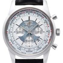 Breitling Transocean Chronograph Unitime AB0510U0.A732.442X.A2...