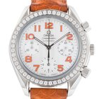 Omega Speedmaster Chronograph Lady, diamonds