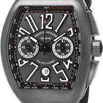 Franck Muller Vanguard Automatic Chronograph V 45 CC DT TT BR.NR