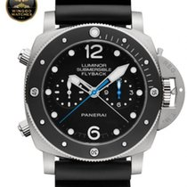 파네라이 (Panerai) - LUMINOR SUBMERSIBLE 1950 3 DAYS CHRONO...