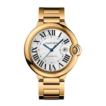 Cartier Ballon Bleu Automatic Mens Watch Ref W69005Z2