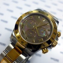 Rolex Oyster Perpetual Daytona Steel and Gold - 116523