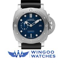 Panerai LUMINOR SUBMERSIBLE 1950 BMG-TECH 3 DAYS Ref. PAM00692