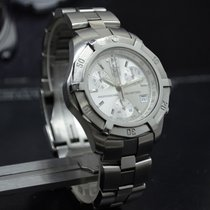 TAG Heuer CHRONOGRAPH CN1111 QUARTZ WRISTWATCH