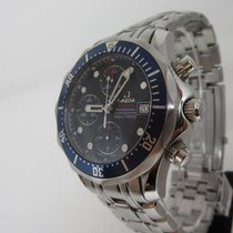 Omega Seamaster 300M Chronograph 41.5mm - Box Papiere