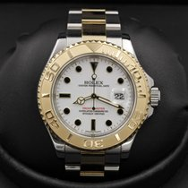 Rolex Yacht-master 16623 Stainless Steel / Yellow Gold