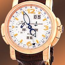 "Ulysse Nardin Gent's 18K Rose Gold  ""GMT Perpetual..."