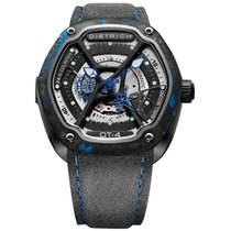 Dietrich Organic Time OT-4 Blue Carbon