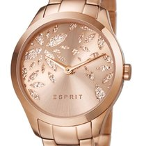 Esprit Uhr ES107282002 Damen Lily Dazzle Rose Gold 38mm
