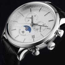 Maurice Lacroix Les Classiques Mondphase Chronograph Herrenuhr...
