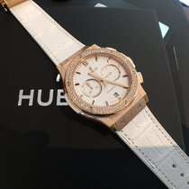 Hublot Classic Fusion King Gold White