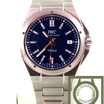 IWC Ingenieur Laureus Foundation IW323909 bleu dial Limited NEW