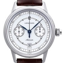 Longines Heritage Column Wheel Single Push-Piece Chronograph