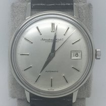 IWC Vintage 36mm Automatic Steel Mens