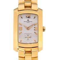 Baume & Mercier Hampton 33 Quartz Gold