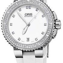 Oris Aquis Date Diamonds 36mm 01 733 7652 4991-07 4 18 31