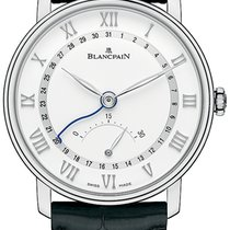 Blancpain Men's 6653Q112755B Villeret Automatic Watch