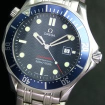 Omega Seamaster Professional 300m Blue Wave Bond  Divers Watch