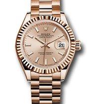 Rolex 279175 Datejust  Rose Gold Ladies' Watch