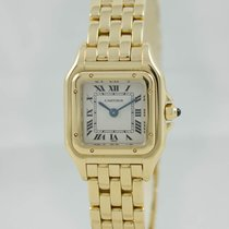 Cartier Panthère Lady Yellow Gold Case