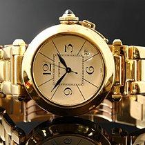 Cartier Pasha Classic 38 Mm 750/000gg