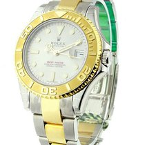 Rolex Unworn 168623 Yacht-Master in Steel and Yellow Gold -...