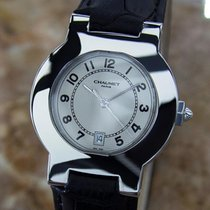 Chaumet Swiss Made Ladies Stainless St Swiss Made Quartz Dress...
