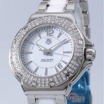 TAG Heuer Formula 1 Lady Diamonds 0.75ct Ceramic  53% Off Retail