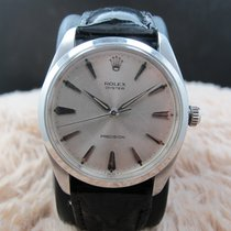 Rolex OYSTER 6424 Original Silver Dial (36mm) BIG OYSTER RARE