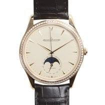 Jaeger-LeCoultre Master Ultra Thin 18 K Rose Gold With...