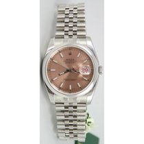 Rolex Datejust 116200 Stainless Steel Men's Unused Heavy...